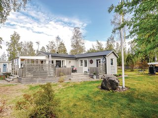 Beautiful home in Sjotorp w/ WiFi and 2 Bedrooms