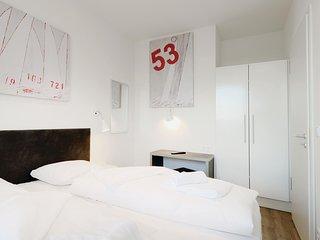 Nice home in Lübeck Travemünde w/ Sauna, WiFi and 2 Bedrooms