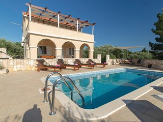 Stunning home in Vela Luka w/ WiFi and 4 Bedrooms