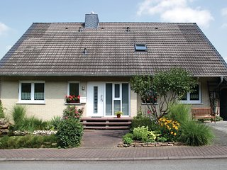 Beautiful home in Oberweser/Gieselwerder w/ WiFi and 1 Bedrooms (DWE108)