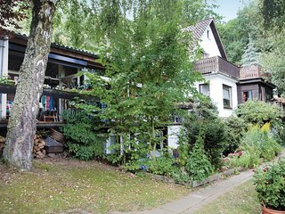 Awesome home in Hessisch Oldendorf w/ WiFi and 4 Bedrooms (DWE002)