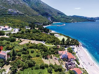 Beautiful home in Dubrovnik w/ WiFi and 3 Bedrooms