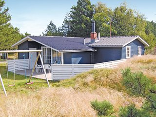 Beautiful home in Rømø w/ Sauna, WiFi and 3 Bedrooms (R10340)