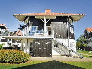 Stunning home in Bogense w/ Sauna, WiFi and 3 Bedrooms (G51617)