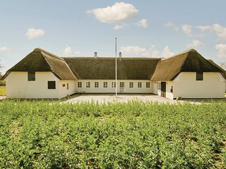 Awesome home in Nyborg w/ WiFi and 4 Bedrooms