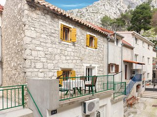 Amazing home in Omis w/ WiFi and 1 Bedrooms