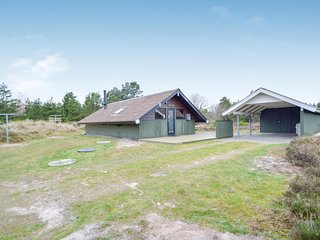 Beautiful home in Rømø w/ WiFi and 3 Bedrooms (R10487)