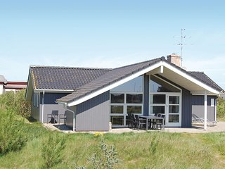 Beautiful home in Rømø w/ Sauna, WiFi and 3 Bedrooms (R10392)