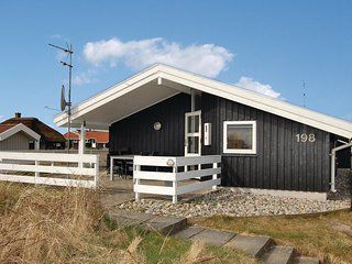 Awesome home in Rømø w/ Sauna, WiFi and 3 Bedrooms (R10567)