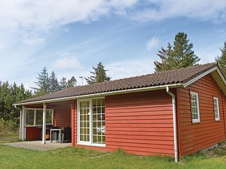 Stunning home in Rømø w/ WiFi and 2 Bedrooms (R10534)