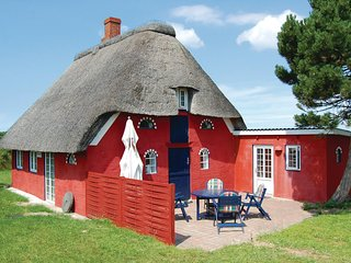 Amazing home in Rømø w/ WiFi and 2 Bedrooms (R10773)