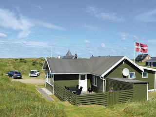 Awesome home in Rømø w/ WiFi and 2 Bedrooms (R10779)