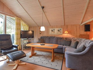 Beautiful home in Rømø w/ Sauna, WiFi and 3 Bedrooms (R10699)