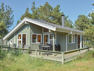 Awesome home in Rømø w/ Sauna, WiFi and 3 Bedrooms (R10722)