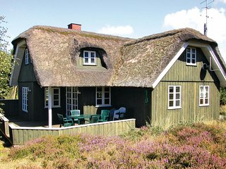 Awesome home in Rømø w/ Sauna, WiFi and 3 Bedrooms (R10640)