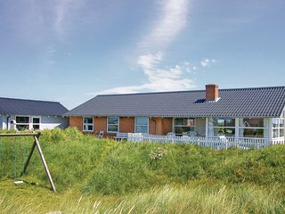 Stunning home in Rømø w/ Sauna, WiFi and 4 Bedrooms