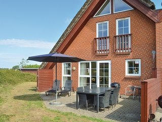 Beautiful home in Rømø w/ WiFi and 3 Bedrooms (R10842)