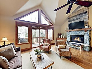 Ski-In/Ski-Out Townhome at Arrowhead Village w/ Pool, Hot Tubs & Golf