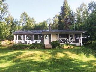 Nice home in Orkelljunga w/ Sauna, WiFi and 3 Bedrooms (S01064)