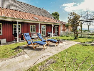 Stunning home in Skårup Fyn w/ WiFi and 2 Bedrooms