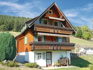 Stunning home in Baiersbronn/Mitteltal w/ 1 Bedrooms (DBW006)