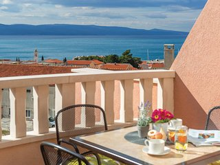 Nice home in Baska Voda with WiFi and 0 Bedrooms (CDE516)