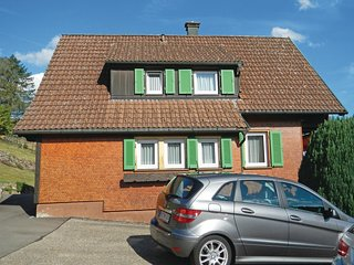 Nice home in Baiersbronn/Mitteltal w/ 2 Bedrooms (DBW008)