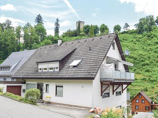 Awesome home in Hornberg w/ WiFi and 2 Bedrooms (DBW100)