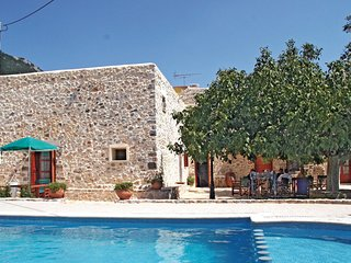 Beautiful home in Sfakia Crete w/ WiFi and 5 Bedrooms