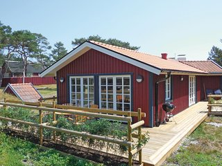 Beautiful home in Borrby w/ Sauna, WiFi and 2 Bedrooms