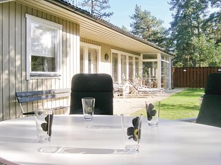 Awesome home in Yngsjo w/ Sauna and 4 Bedrooms (S01639)