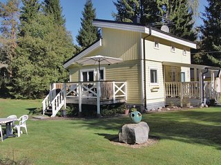Amazing home in Skanes Fagerhult w/ 1 Bedrooms