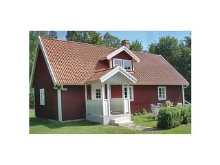 Awesome home in Arkelstorp w/ WiFi and 3 Bedrooms (S01538)