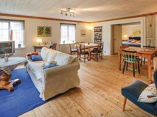 Stunning home in Visseltofta w/ Sauna and 5 Bedrooms