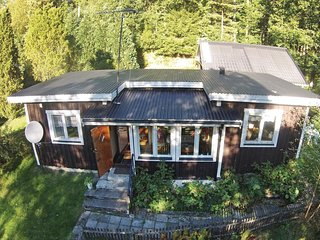 Amazing home in Orkelljunga w/ 1 Bedrooms (S01672)