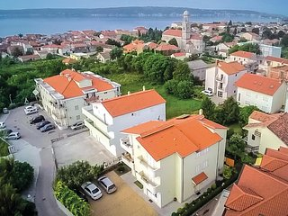 Amazing home in Kastel Stari w/ WiFi and 1 Bedrooms (CDE563)