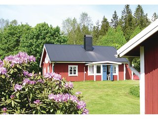Stunning home in Älvsered w/ WiFi and 2 Bedrooms