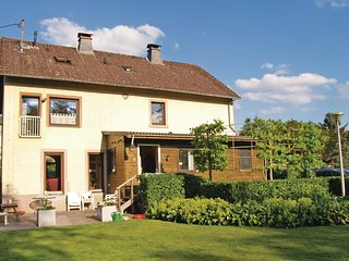 Amazing home in Lünebach w/ Sauna, WiFi and 7 Bedrooms