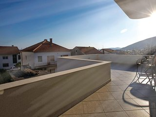Nice home in Trogir w/ WiFi and 2 Bedrooms (CDE621)