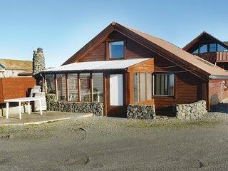 Nice home in Orre w/ 4 Bedrooms