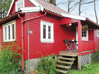 Amazing home in Brusand w/ Sauna, WiFi and 2 Bedrooms (N15015)