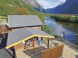 Amazing home in Dirdal w/ WiFi and 3 Bedrooms