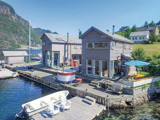 Awesome home in Erfjord w/ WiFi and 3 Bedrooms