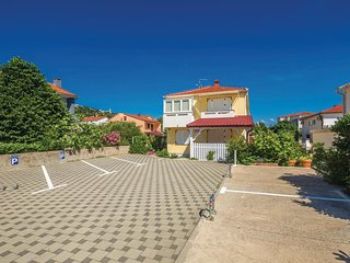 Beautiful home in Baska w/ WiFi and 1 Bedrooms