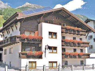 Beautiful home in Pettneu am Arlberg w/ WiFi and 2 Bedrooms (ATI598)