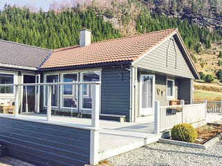 Awesome home in Hebnes w/ WiFi and 5 Bedrooms
