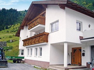 Nice home in Ischgl w/ WiFi and 1 Bedrooms