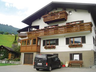 Nice home in Tschagguns w/ 2 Bedrooms