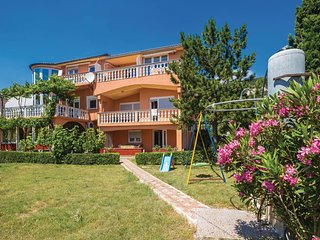 Awesome home in Baska w/ WiFi and 2 Bedrooms