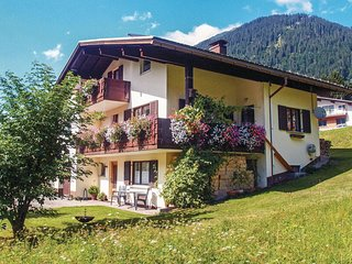Nice home in St. Gallenkirch w/ WiFi and 3 Bedrooms